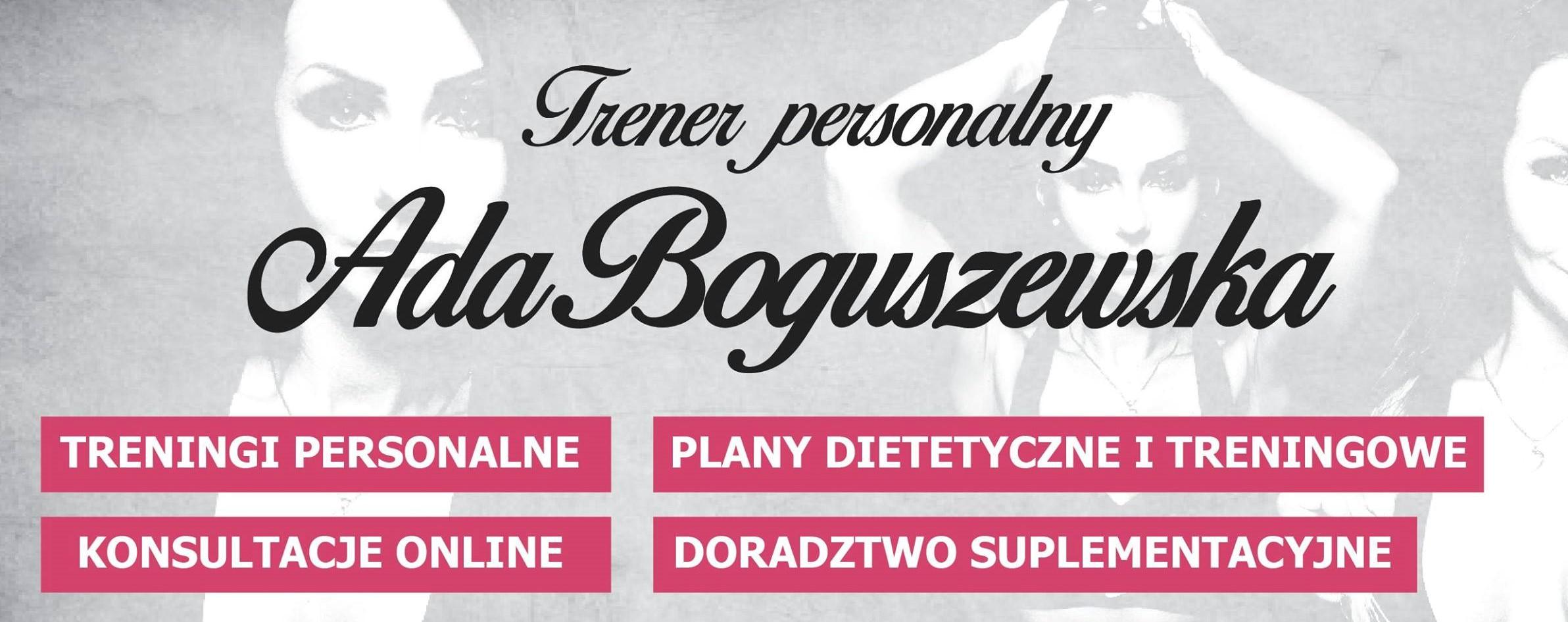 Ada Boguszewska Trener Personalny